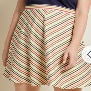 ModCloth Stylista Mini Skirt
